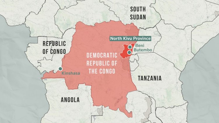 Women are sexually abused by aid workers in the Democratic Republic of Congo