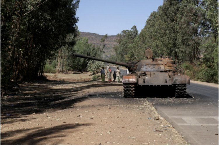 Eritrean troops open fire in Tigray's Adwa and kill 3