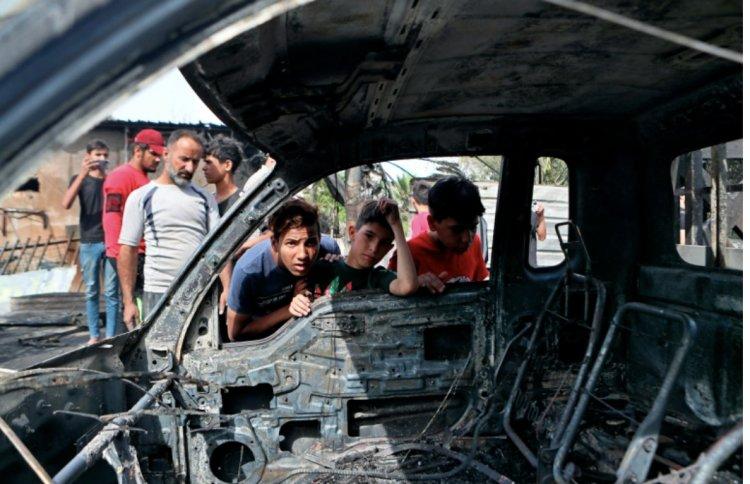 Deadly car bomb rocks Iraq's Sadr City: Police