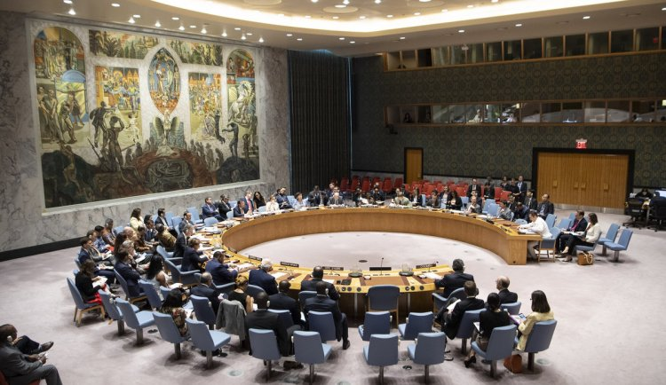 The Security Council renews the mandate of the Verification Mission in Colombia under the resolution 2574 (2021).