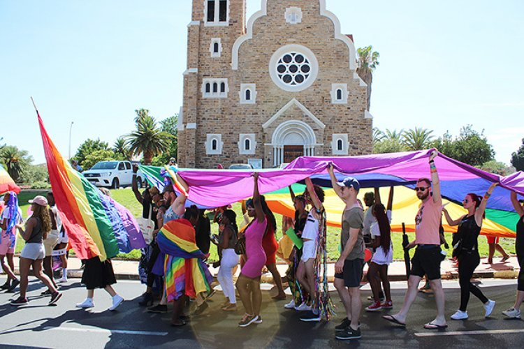 The LGBTQ+ Community in Namibia remains facing hinderances in access to services and protection