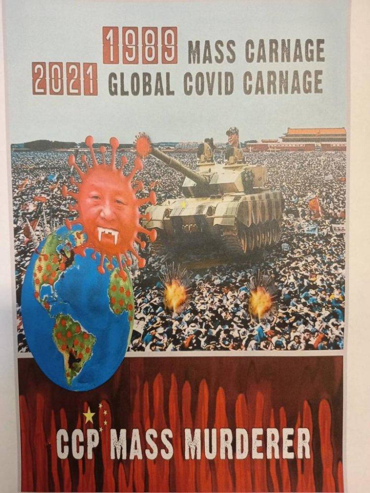 Remembering the 1989 Tiananmen Square Massacre