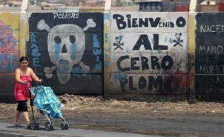 UN human rights experts express concerns about a toxic dump of a Swedish company in Chile.