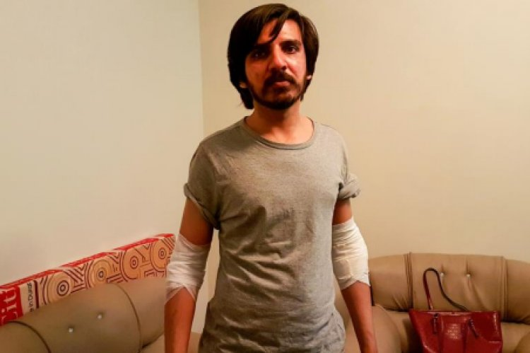 Pakistan: Journalist critical of military attacked at home