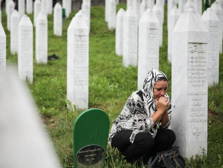 The International Residual Mechanism for Criminal Tribunals the 26th anniversary of the Srebrenica's Genocide.