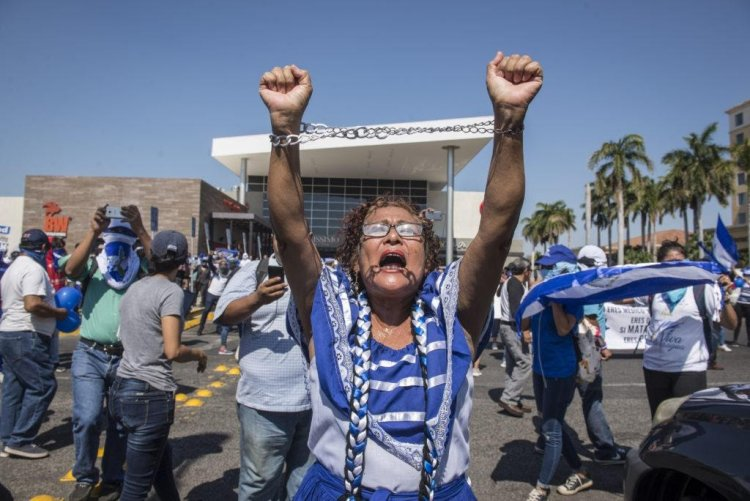 Inter-American Commission on Human Rights grants precautionary measures in favour of victim of political persecution in Nicaragua.
