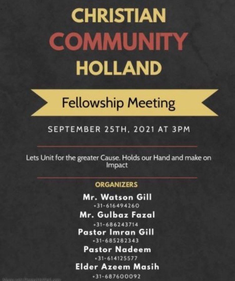 Christian Community Holland