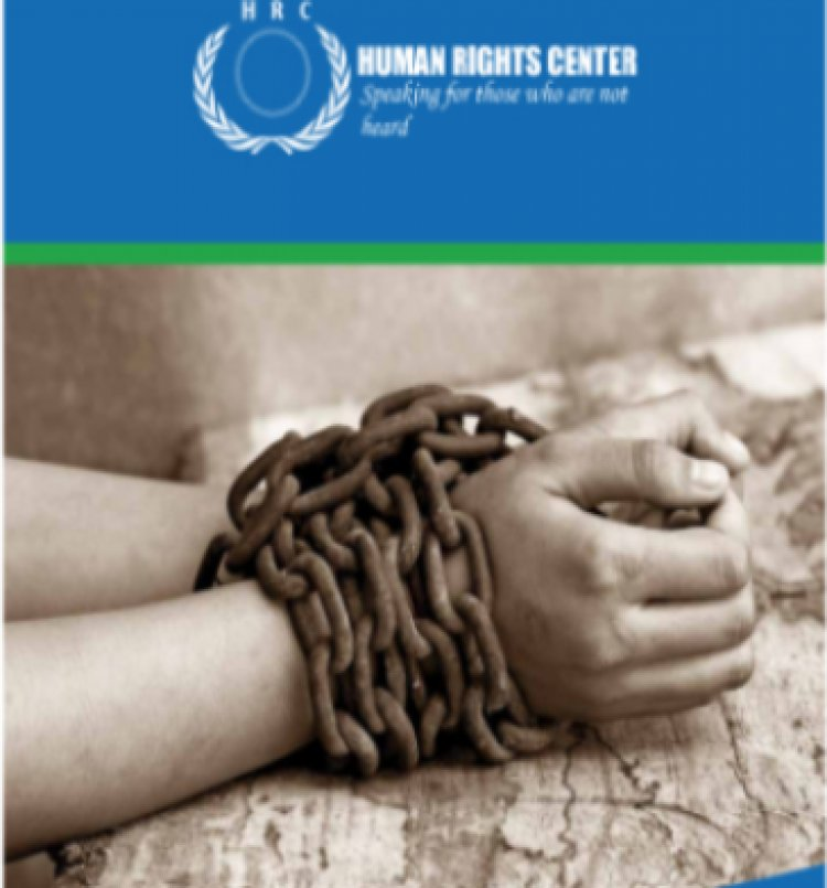 Human Rights Centre Report States Increasing Cases Of Police Violations Of Rights