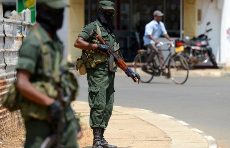 Sri Lanka's political detainees tortured in custody.