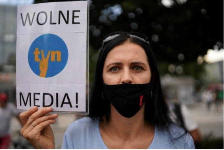 Polish Media Law condemned by EU and US