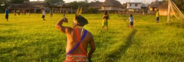 Indigenous communities  of Suriname received compensation after five years