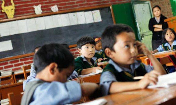 "China imposes a new decree enforcing ""Mandarin"" as medium of instruction on Tibetan children"