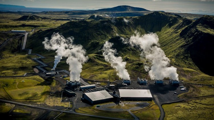 Iceland, World's Biggest Carbon-Sucking Plant Just Opened