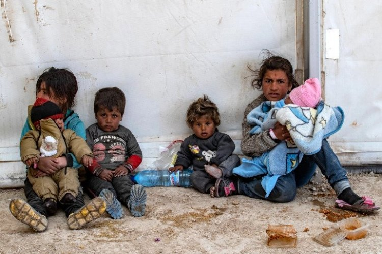 Children in Syrian Refugee Camps Have Been Deprived of Their Future