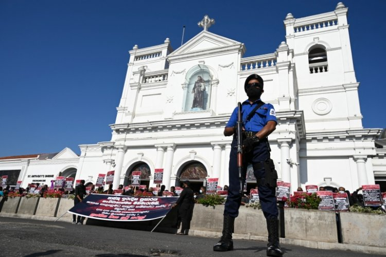 Sri Lankan High Court indicts men allegedly responsible for the Easter Sunday attacks