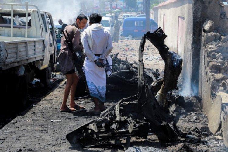 Six Killed In Yemen Car Bombing Targeting Aden Officials