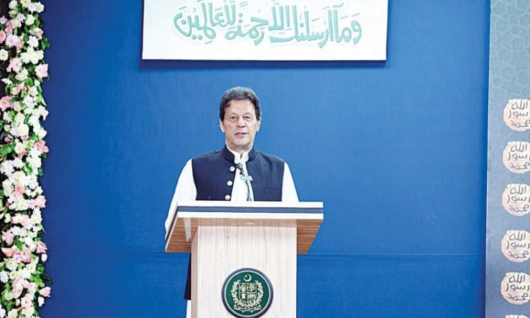 Prime Minister Khan Will Work On The Problem Of Corruption And Sex Crimes