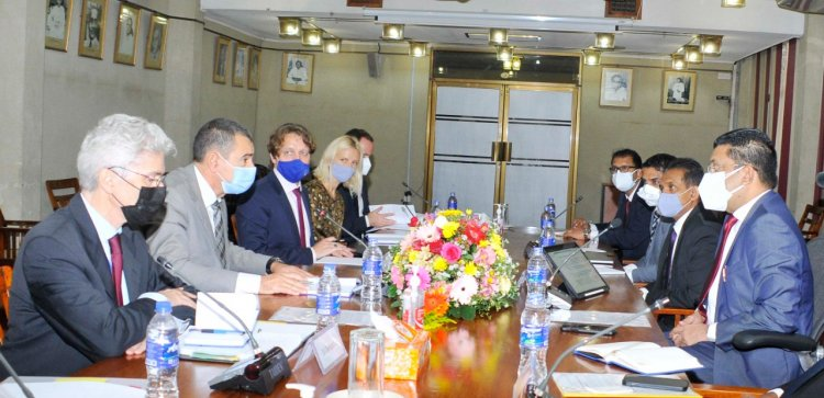Eu Gsp+ Officials Demand The Sri Lankan Government to Ammend The Prevention of Terrorism Act (Pta)